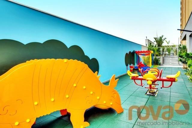 Apartamento à venda com 4 dormitórios em Setor marista, Goiânia cod:NOV235819 - Foto 19
