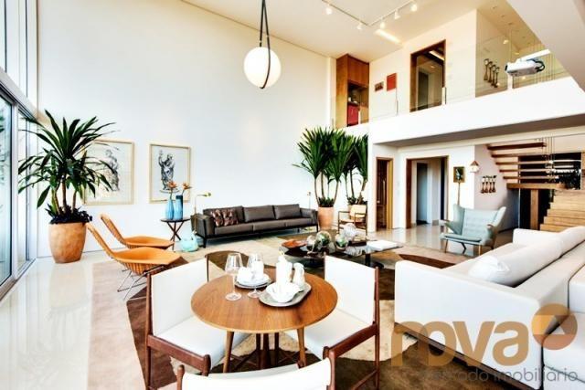 Apartamento à venda com 4 dormitórios em Setor marista, Goiânia cod:NOV235819 - Foto 4