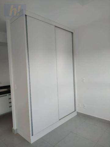 Apartamento com 1 dormitório para alugar, 44 m² por R$ 1.200/mês - Jardim Redentor - São J - Foto 3