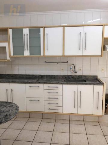 Apartamento com 3 dormitórios para alugar, 129 m² por R$ 1.500/mês - Vila Nossa Senhora de - Foto 15