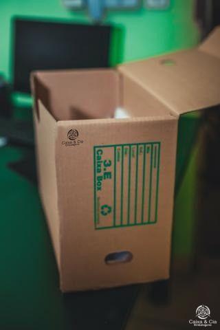 Promoção!! Pacote 25 und. Caixa Arquivo Morto Gigante - Foto 2