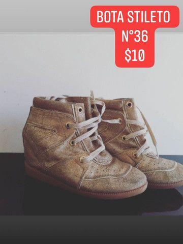 Calçados qualquer par R$10 - Foto 3