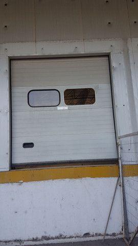 Porta de Doca para frigorifico usada - Foto 3