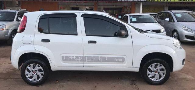 Fiat Uno Vivace 1.0 Fire 2015 Novinho 100% financiado - Foto 6