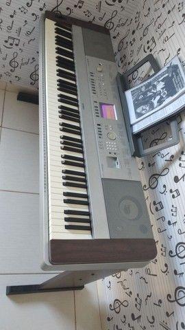 Piano digital Yamaha DGX 640 - Foto 2