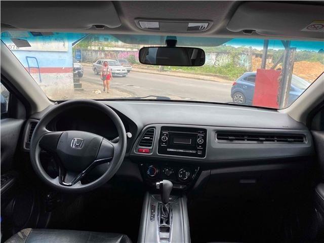 Honda Hr-v 1.8 16v flex lx 4p automático - Foto 9