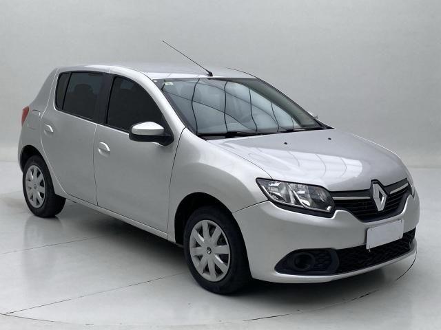 Renault SANDERO SANDERO Expression Hi-Power 1.6 8V 5p - Foto 4