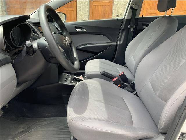 Hyundai Hb20s 1.6 comfort plus 16v flex 4p automático - Foto 9
