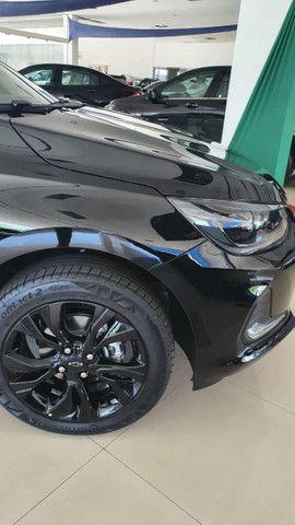 Onix Plus Sedan Premier Midnight Turbo / 0km-2021 - Foto 6