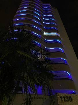 Apartamento com 3 dormitórios à venda, 120 m² por R$ 905.000,00 - Balneário - Florianópoli - Foto 3