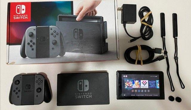 Oportunidade Nintendo Switch  - Seminovo - Loja Fisica Centro de Niterói