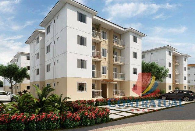 Apartamento no Condomínio Ideal Torquato