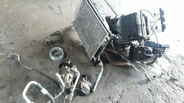 Kit ar condicionado novo uno drive 4 cc - Foto 4