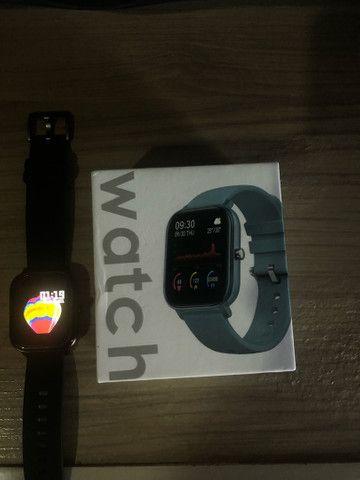 Melhor Smartwatch de TODOS! P80 - Foto 3