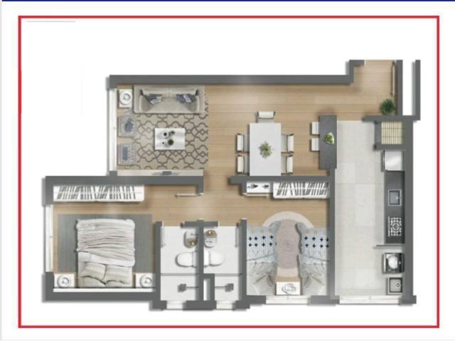 Apartamento à venda com 2 dormitórios em Santo antônio, Porto alegre cod:157388 - Foto 4