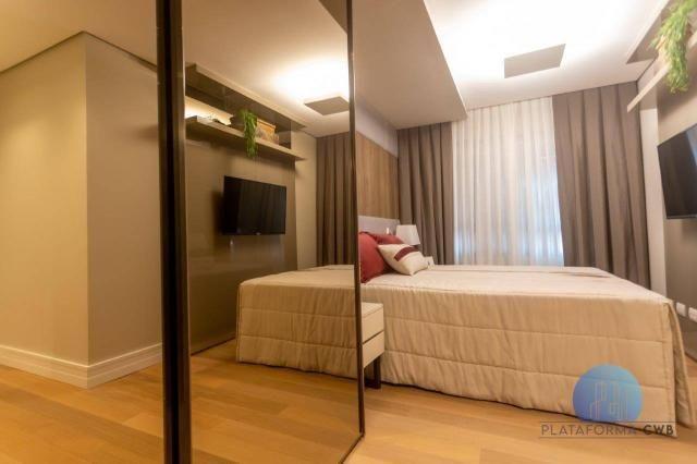 Apartamento com 2 dormitórios à venda por R$ 780.700,00 - Mercês - Curitiba/PR - Foto 19