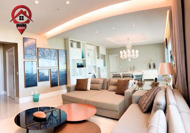 Apto com 251 m² na Península todo projetado e mobiliado - Foto 3
