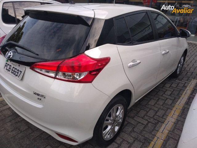 Yaris 1.5 16v flex sedan xl plus tech multdrive - Foto 4