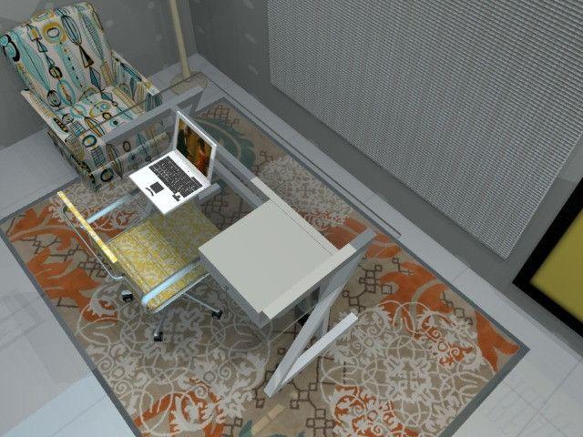 Mesa de Escritório em Madeira Maciça. OBS: Vendas Via Whatsapp. Gil - Foto 2