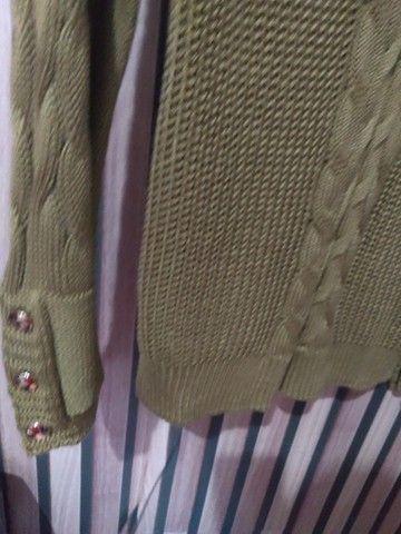 Blusa tricô  - Foto 2
