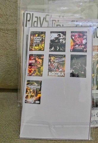Kit Pendrive de 16 GB com 7 Jogos de Playstation 2 - Foto 2