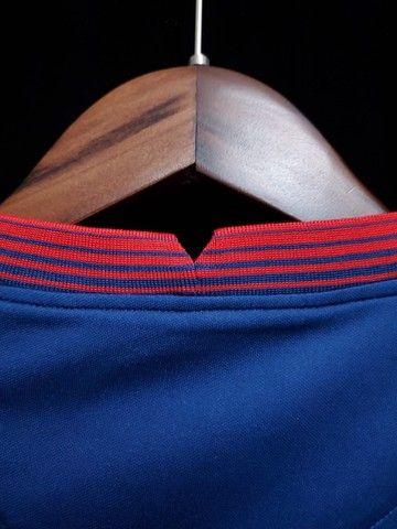 Camisa de time Atlético de Madrid Nike 21-22 - Foto 4