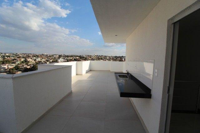 Cobertura à venda, 3 quartos, 4 vagas, Santa Mônica - Belo Horizonte/MG - Foto 11