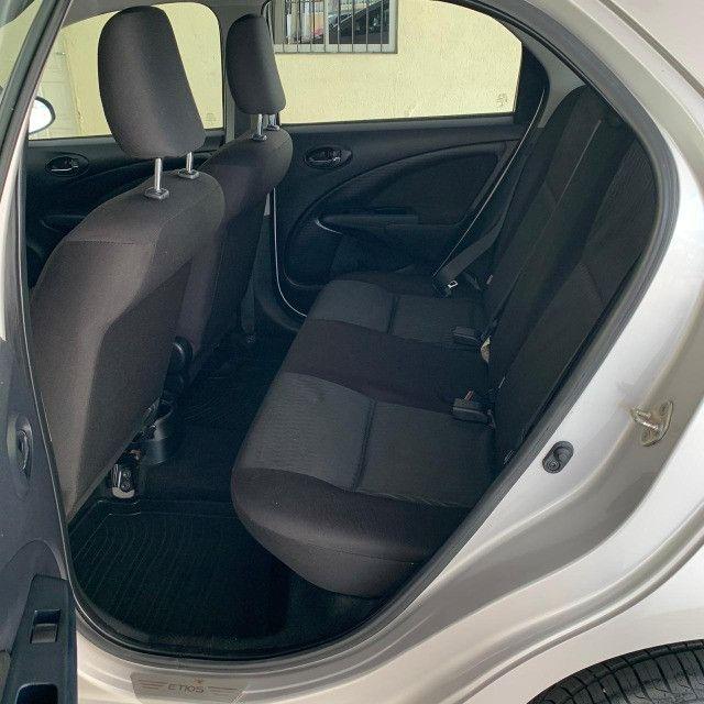 Toyota Etios Automático X 1.5 2018 Completo!!! - Foto 14