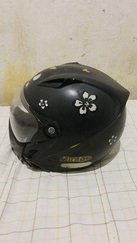 Baú, capacete - Foto 3