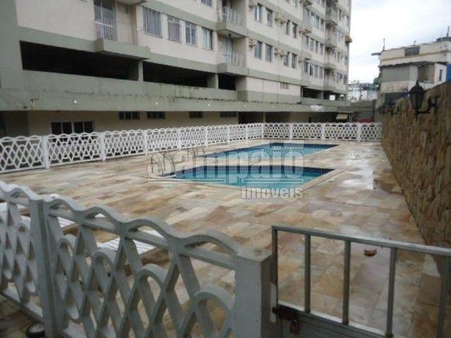 Apartamento à venda com 3 dormitórios em Campo grande, Rio de janeiro cod:S3AP5595 - Foto 3
