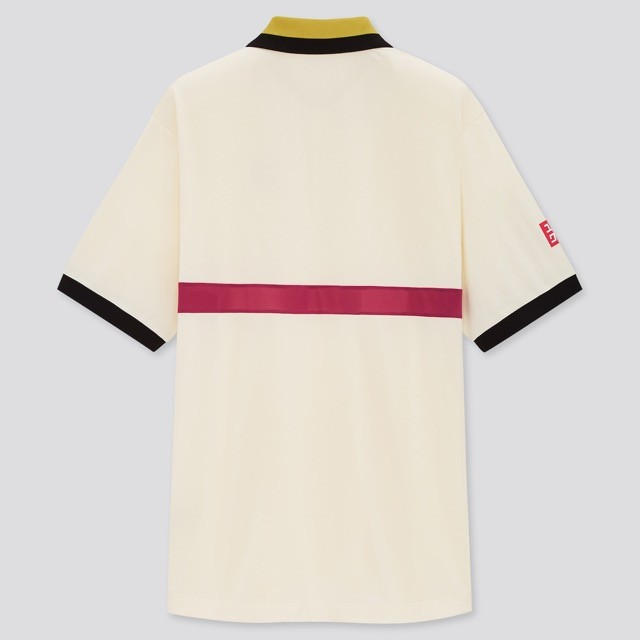 Uniqlo Camisa Polo de Tenis - Foto 2