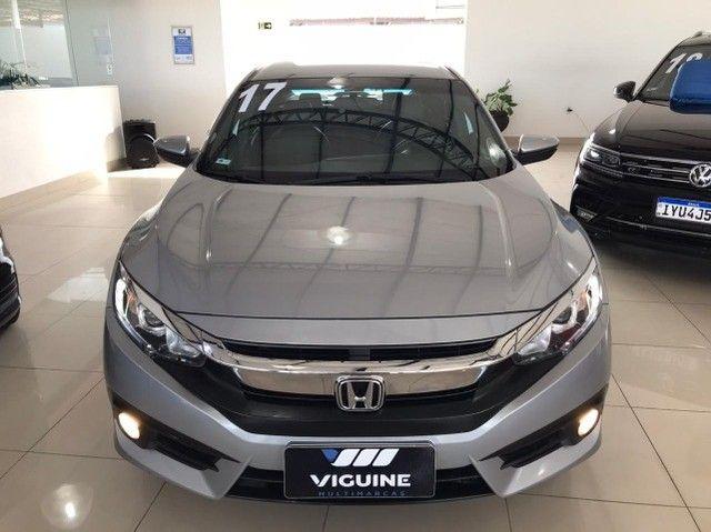 Honda Civic EXL 2.0 CVT 2017 - Foto 8