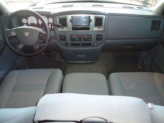 Dodge Ram 2500 SLT 5.9 Diesel 4X4 AT 2009 - Foto 12