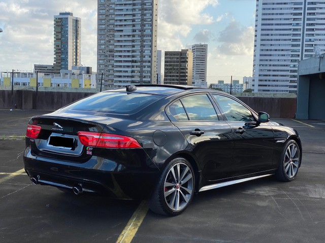 Jaguar XE S V6 supercharger 2016 - Foto 4