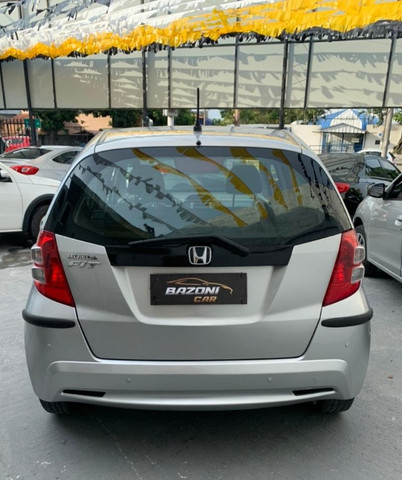 Honda Fit LX 1.4 Flex 2014 - Foto 5