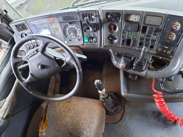 Scania 124 G 420 truck  - Foto 15