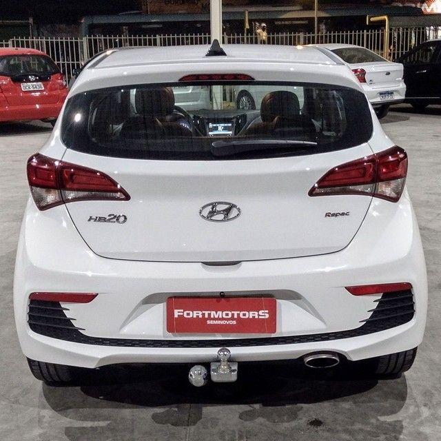 Hyundai HB20 R Spec 1.6 aut 16v flex 2018/2018 - Foto 7