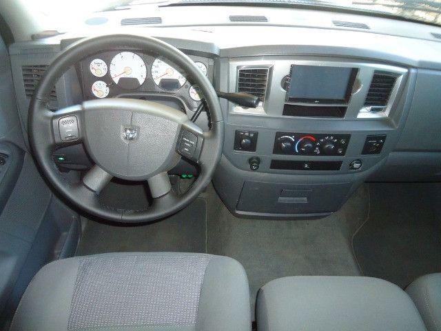 Dodge Ram 2500 SLT 5.9 Diesel 4X4 AT 2009 - Foto 9