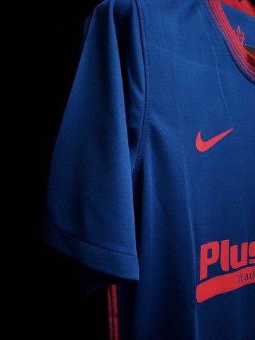 Camisa de time Atlético de Madrid Nike 21-22 - Foto 6