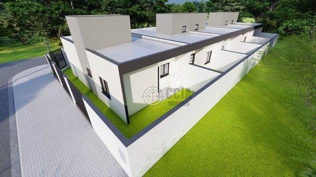 Casa com 2 dormitórios à venda, 48 m² por R$ 235.000 - Loteamento Campos do Iguaçu - Foz d - Foto 4