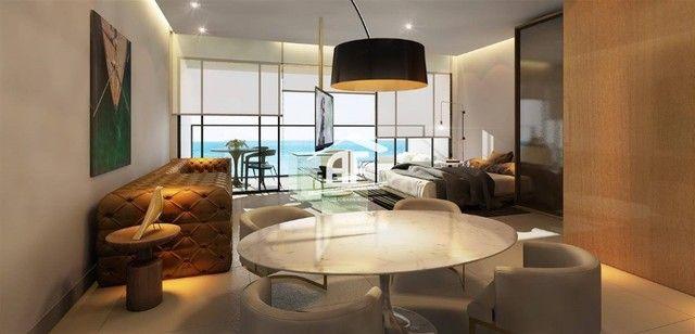 Apartamento Studio, Varanda e Vista para o Mar - Ótima forma de pagamento - Foto 17