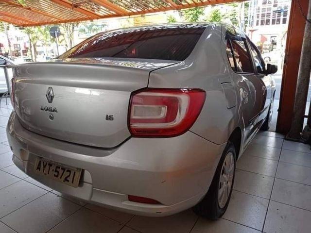 06 - Leia o Anuncio!!! Oportunidade S/Entraada Renault Logan - Foto 5