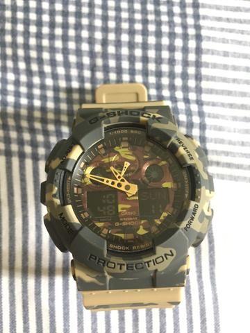 Relógio Gshock Original 5081ga Novo!!