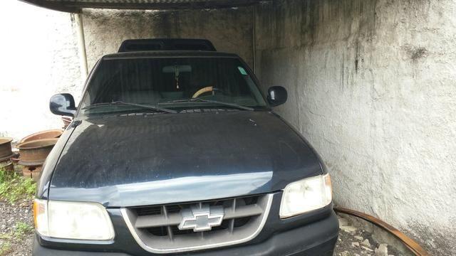 Turbinada azul ano 2000 2000 carros jardim santa for Chevy home motors santa maria