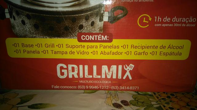 Panela Ecológica Grillmix
