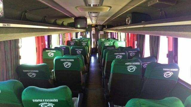 Ônibus 93 motor 113 aceito troca - Foto 5