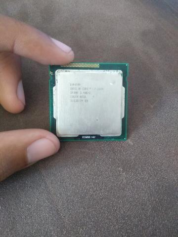 Processador Intel core i7 2° geração