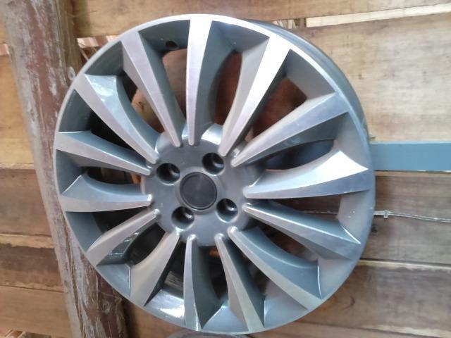JOGO de 4 rodas 17'' para FIAT