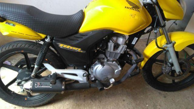 Honda Cg 5000