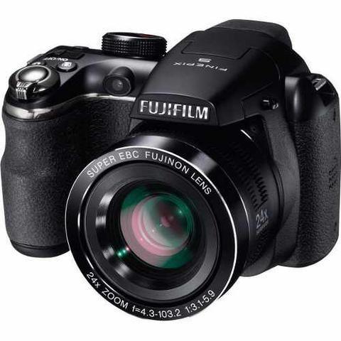 Câmera digital Fuji Finepix S4200 14mp zoom 24x filma em HD